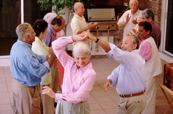 Пансионат для стариков от Вилла Добра