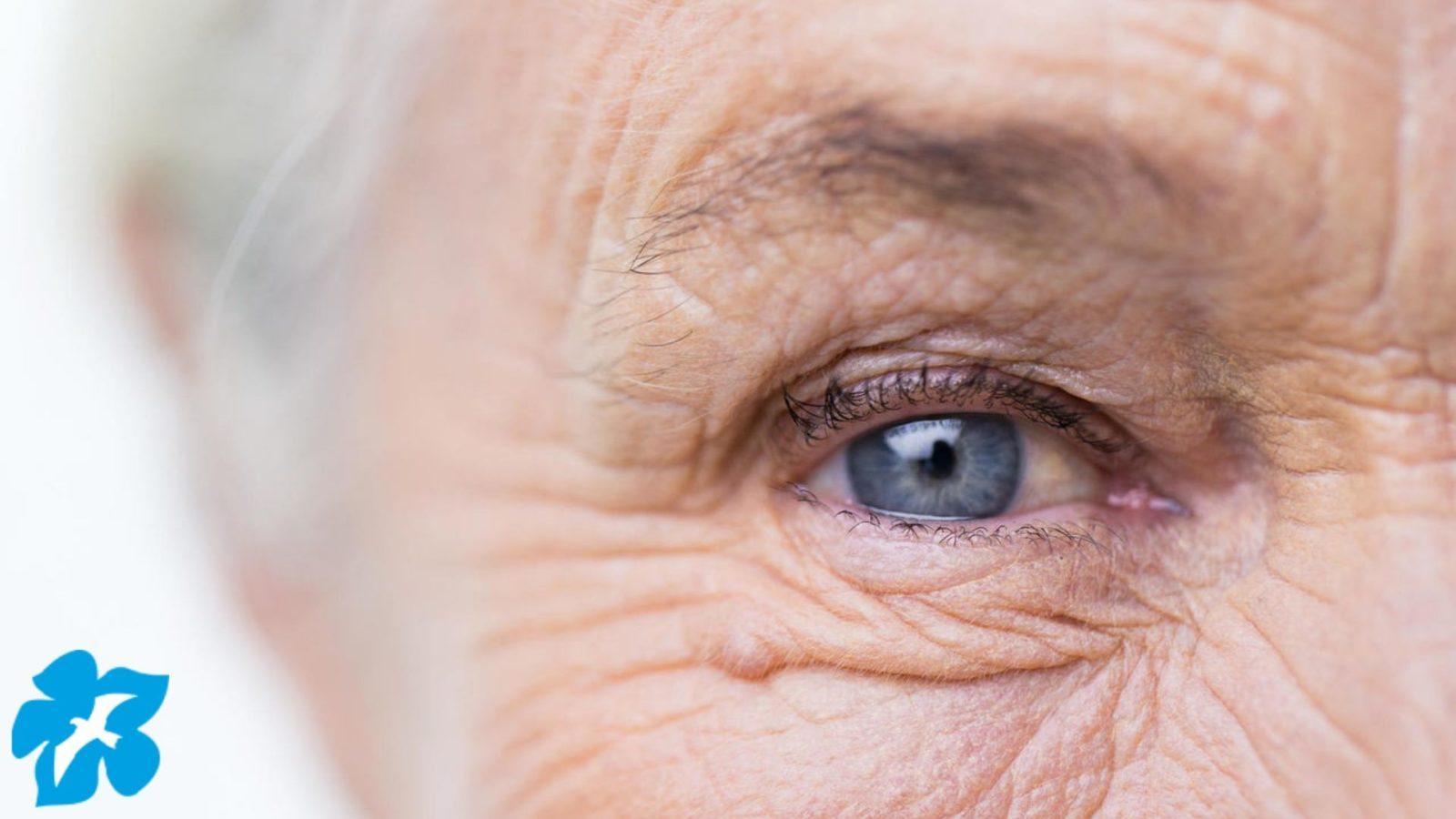 Уход за не зрячими пожилыми людьми