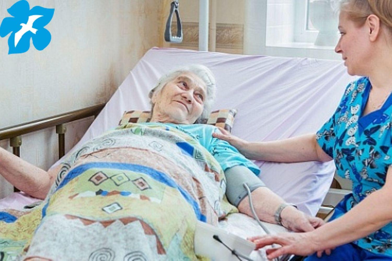 Уход за пожилыми в Одессе