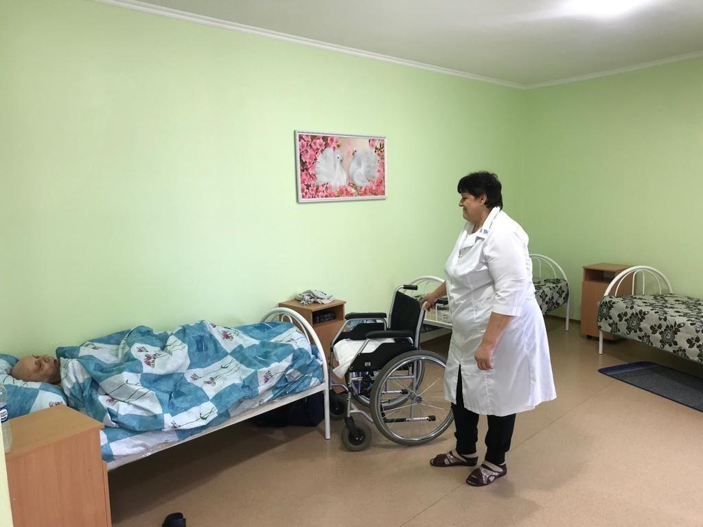 Дом престарелых Киев
