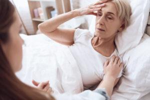 уход за лежачими больными, дом престарелых, реабилитация после инфаркта