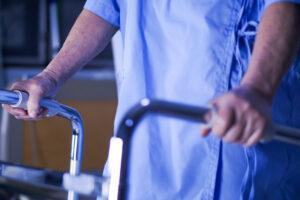 хоспис, дом престарелых, ребилитация после инсульта